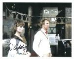 Liza Goddard (The Brothers, Bergerac, Doctor Who) - Genuine Signed Autograph 8114
